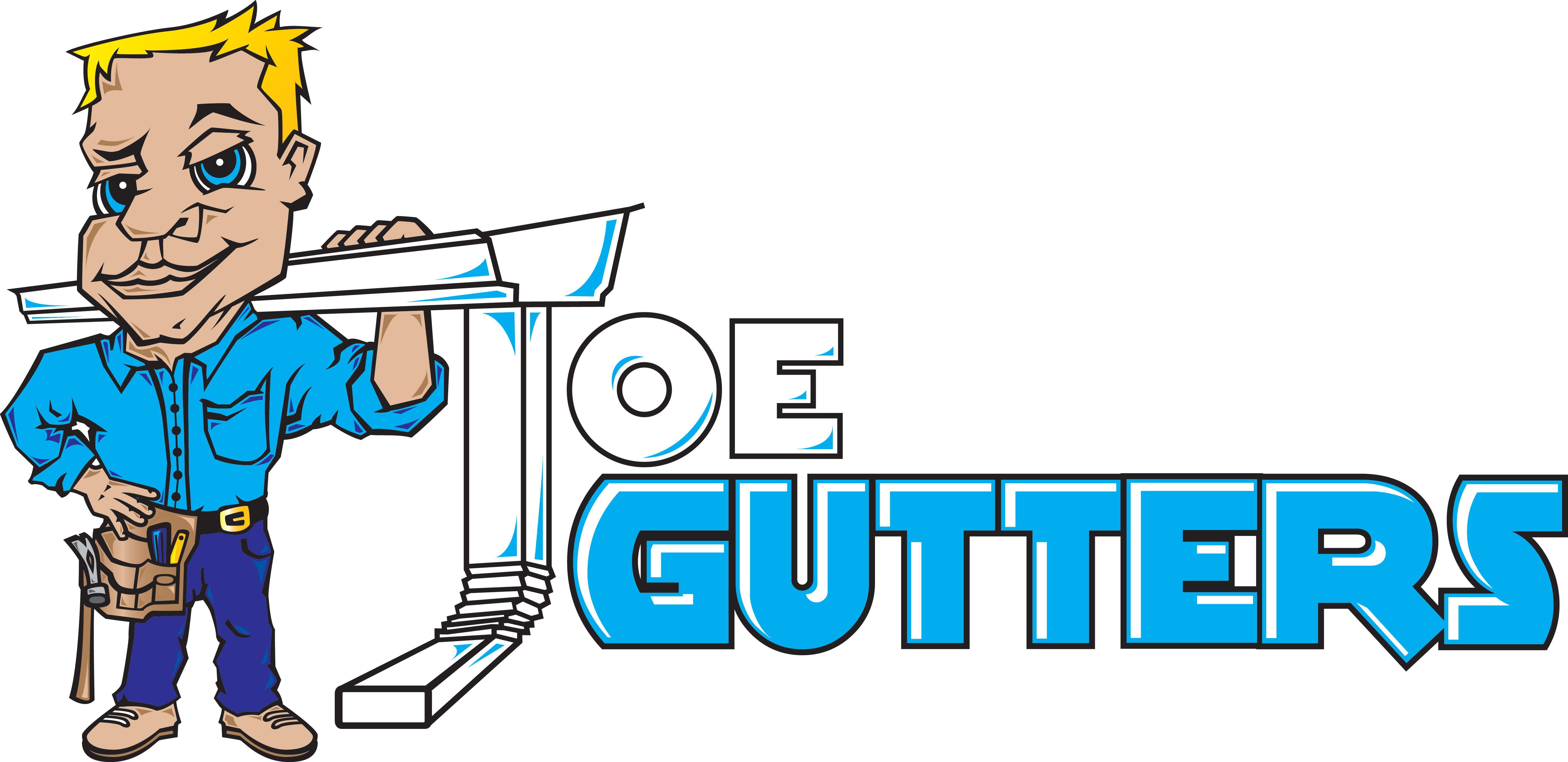 Joe Gutters Siouxland Logo